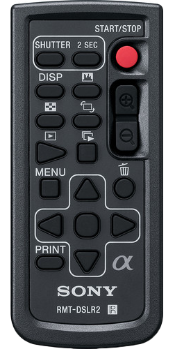 Sony Wireless Remote Commander