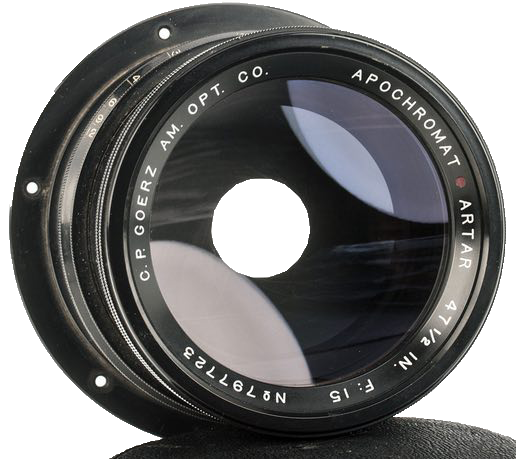 Kenneth Lee Gallery - A Few Favorite Large Format Lenses