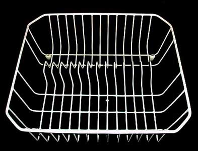 Dish Rack Film Washer